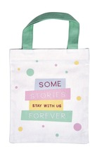 Чанта за книги от плат - Some Stories