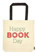 Чанта за пазаруване - Happy Book Day