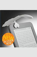 Лампичка за четец на електронни книги