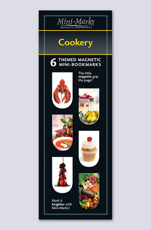 Продукт - Мини отметки за книги - Cookery