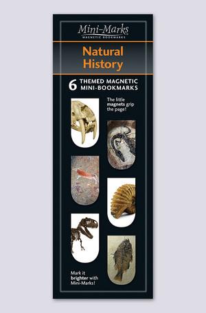 Продукт - Мини отметки за книги - Natural history