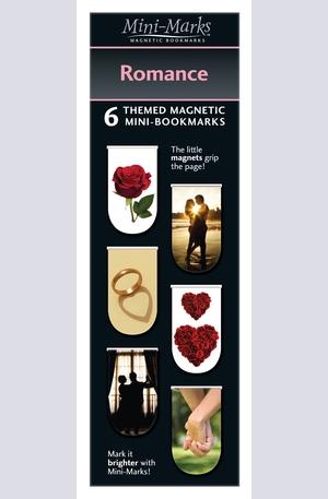 Продукт - Мини отметки за книги - Romance