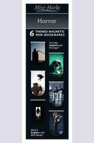 Продукт - Мини отметки за книги - Horror
