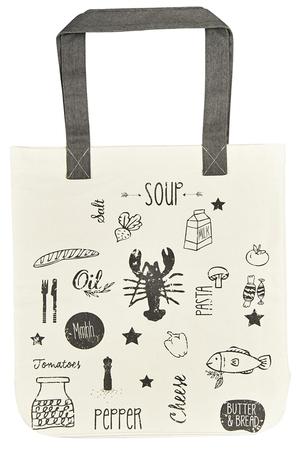 Продукт - Чанта за пазаруване - Продукти за готвене