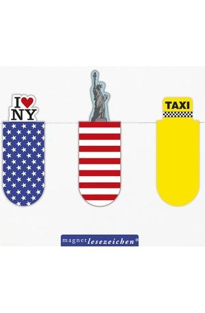 Продукт - Магнитен книгоразделител мини – Ню Йорк