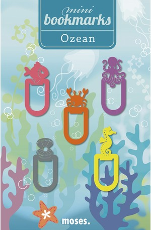 Продукт - Мини oтметки метални - Океан