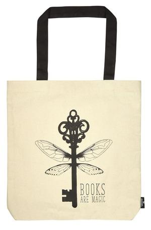 Продукт - Чанта за пазаруване - Books are magic