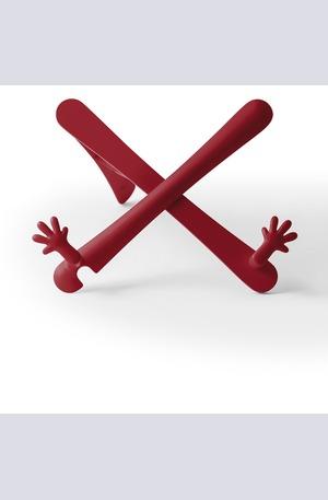 Продукт - Държач с ръце - червен