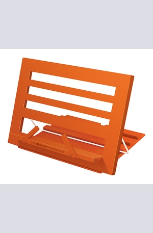 Продукт - Цветна поставка за книга - Червена
