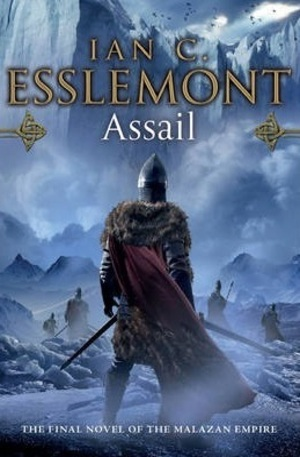 Книга - Assail: A Novel of the Malazan Empire