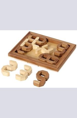 Продукт - Bamboo Puzzle 0-9 цифри
