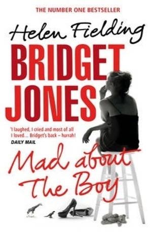 Книга - Bridget Jones: Mad About the Boy