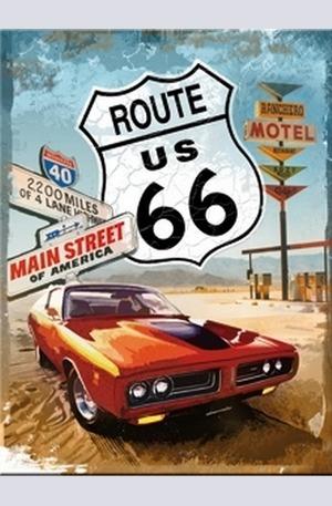 Продукт - Магнит Route 66