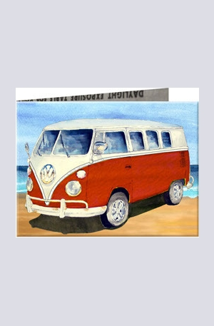 Продукт - Портмоне Slim Wallet 8 VW