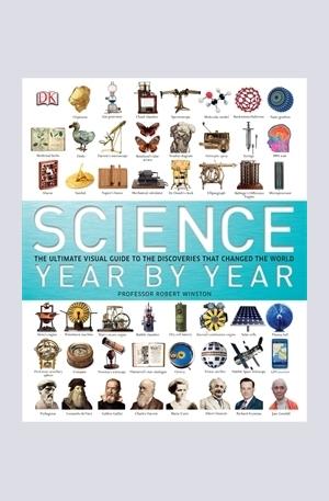 Книга - Science Year by Year