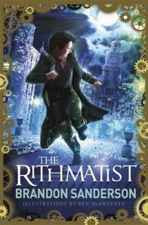 Книга - The Rithmatist
