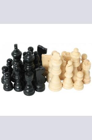 Продукт - Фигури за шах в дървена кутия