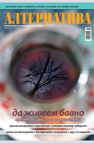 е-списание - Алтернатива