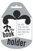 Продукт - Малък държач за книга - черен
