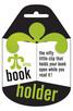 Продукт - Малък държач за книга - зелен