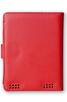 електронен четец - Калъф за електронен четец от еко кожа - червен