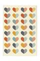 Подвързия за книги - Сърца L