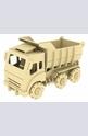 Дървен конструктор - Самосвал – 88 части