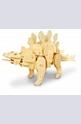 Дървен конструктор - Стегозавър – 71 части