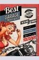 Магнит Best Garage