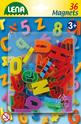 Магнитни букви - 36 броя