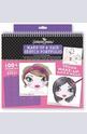 Make-Up & Hair Design Sketch Portfolio