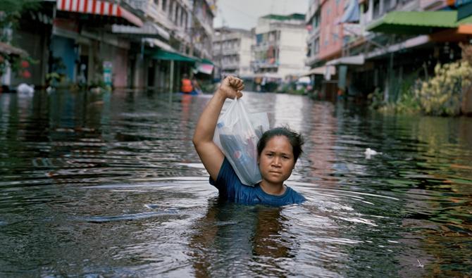 Наводненият свят